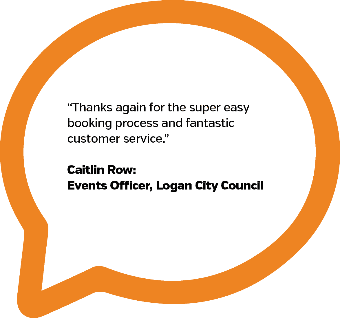 Logan City Council Testimonial | PopUp WiFi - Temporary Event WiFi