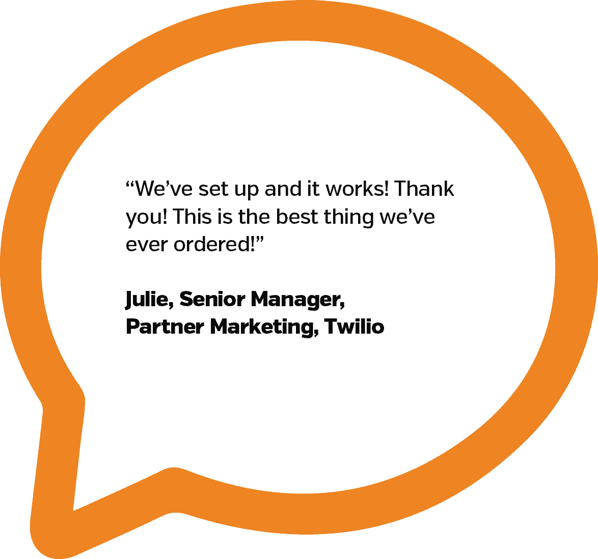 Twilio Testimonial | PopUp WiFi - Temporary Event WiFi