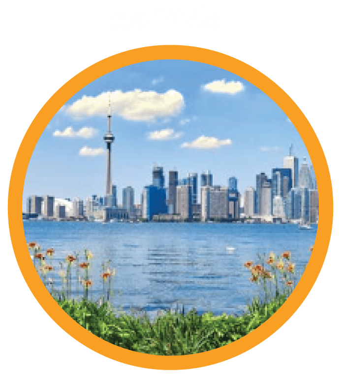 Countries PopUp WiFi Services - Canada