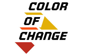 Color of Change logo | PopUp WiFi - Temporary Event WiFi